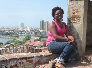 Cartagena, Colombia, New Years 2011. I spent Christmas evening in a hostel by myself, enjoying Medellin, Colombia.